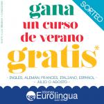 Sorteo - Gana un curso de verano GRATIS!