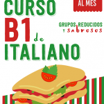 Curso de preparación al B1 PLIDA de italiano