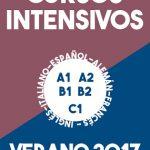 Verano 2017: Cursos intensivos