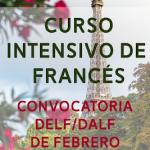 Cursos intensivos de francés