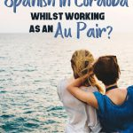 Spanish couses for Au Pairs