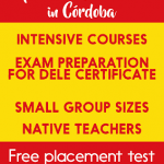 2019 Spanish courses in Córdoba