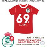 Oferta Universitarios 2019/20